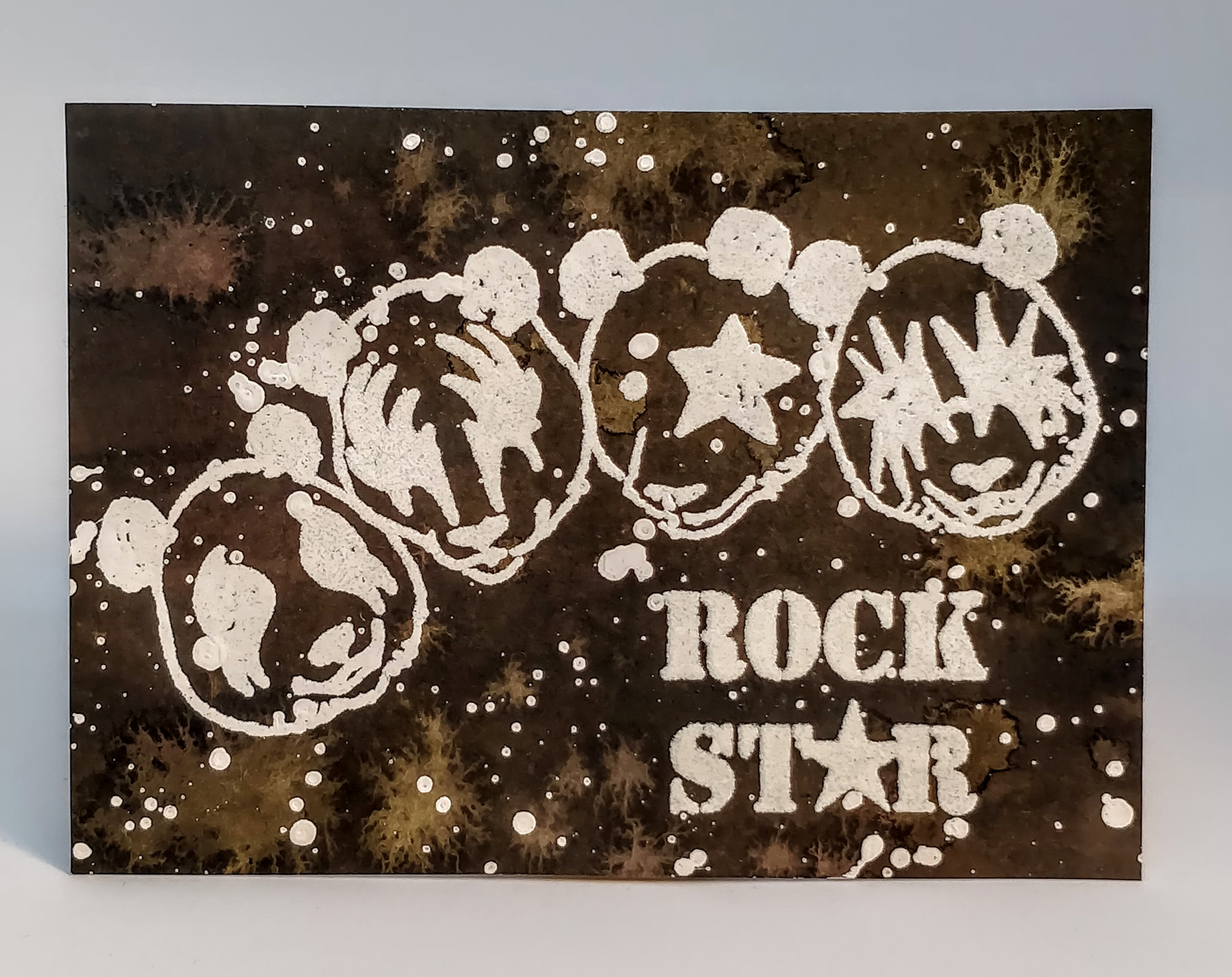 Glow in the Dark Rock Stars