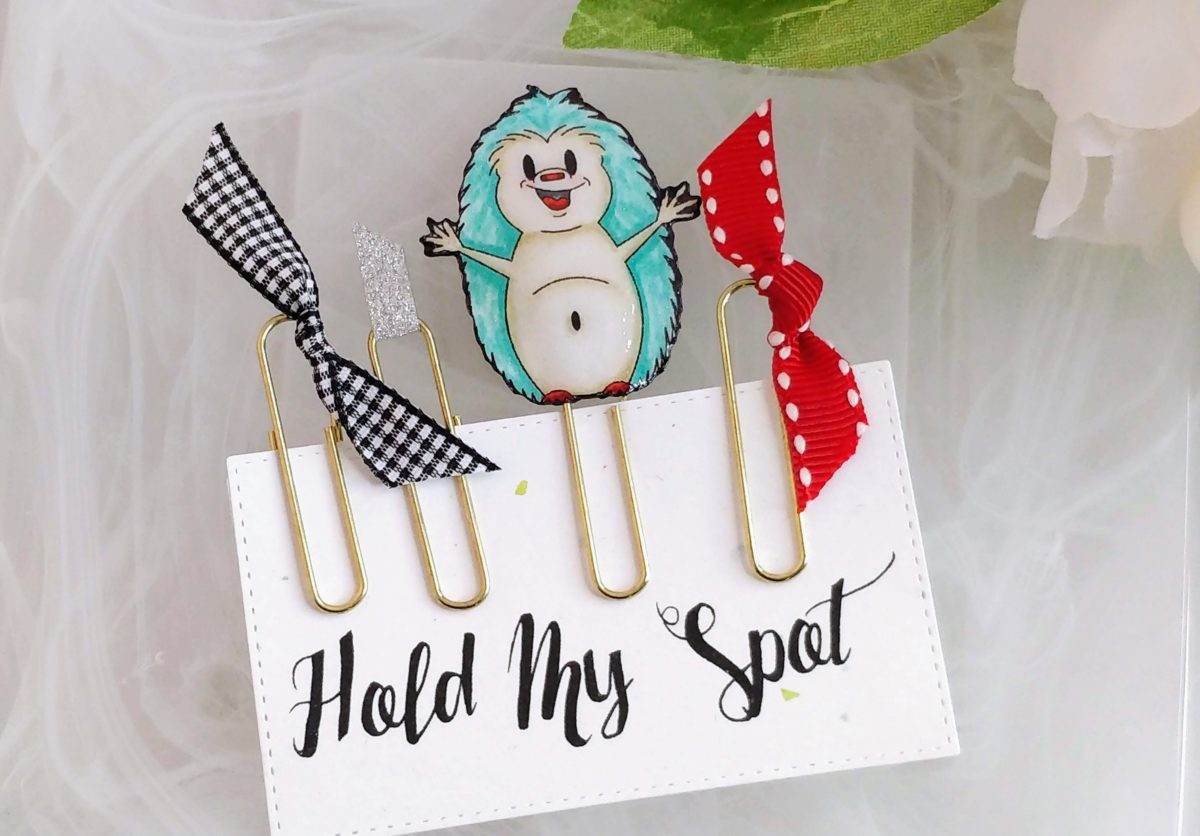 Bookmarks & Planner Clips