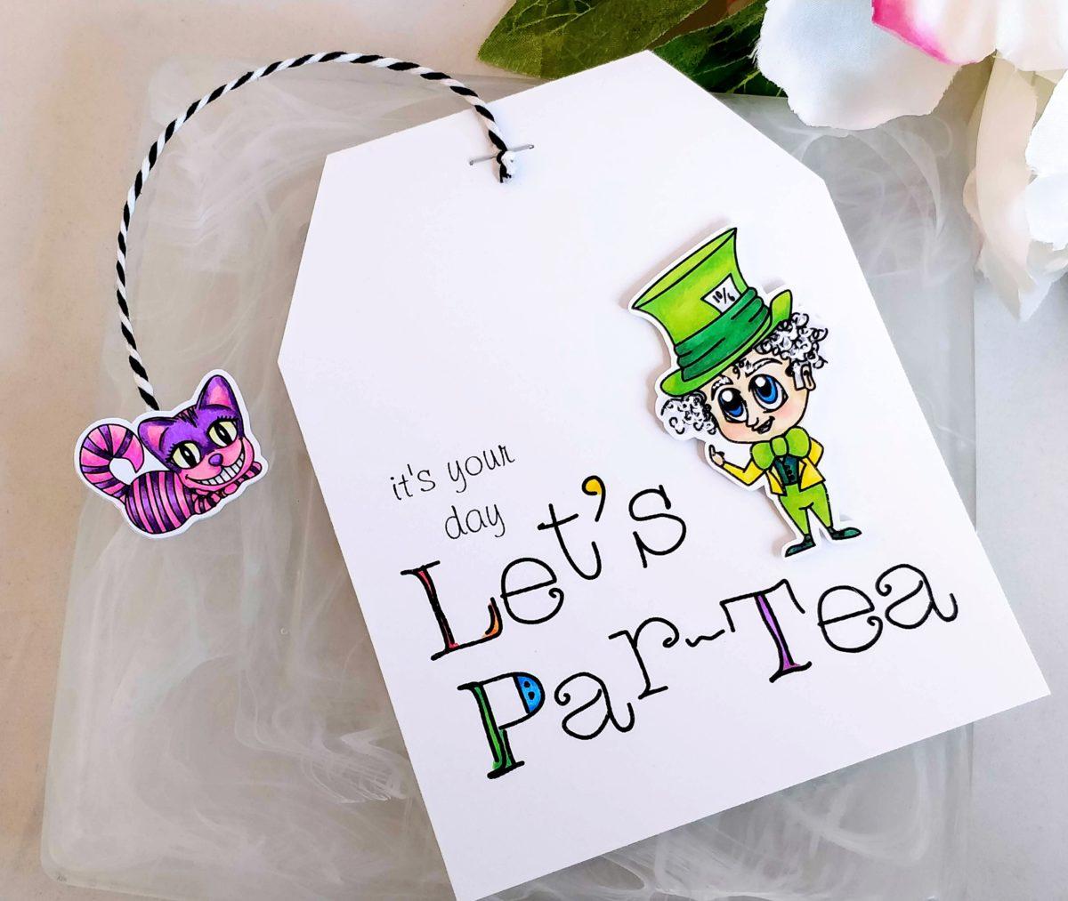 Let's Par-Tea