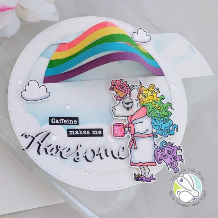 DIY Pop-Up Rainbow Slider