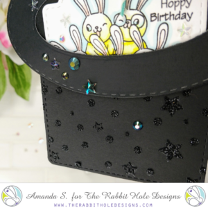 Rabbit Out of a Hat Pocket Card